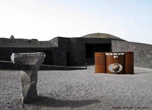 Besucherzentrum am San Antonio im Süden von La Palma: wird vergrößert und modernisiert. Foto: Fuencaliente