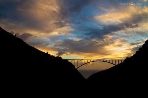 Puente de los Tilos: Wahrzeichen im Norden von La Palma. Foto: palmer@as