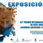 Carmen Arozena-Preis: Ausstellung mit internationalen Künstlern in Santa Cruz.