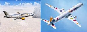 Ausblicke auf den Sommer und Winter 2015/16: good news von den Airlines. Pressefotos Vueling/Condor