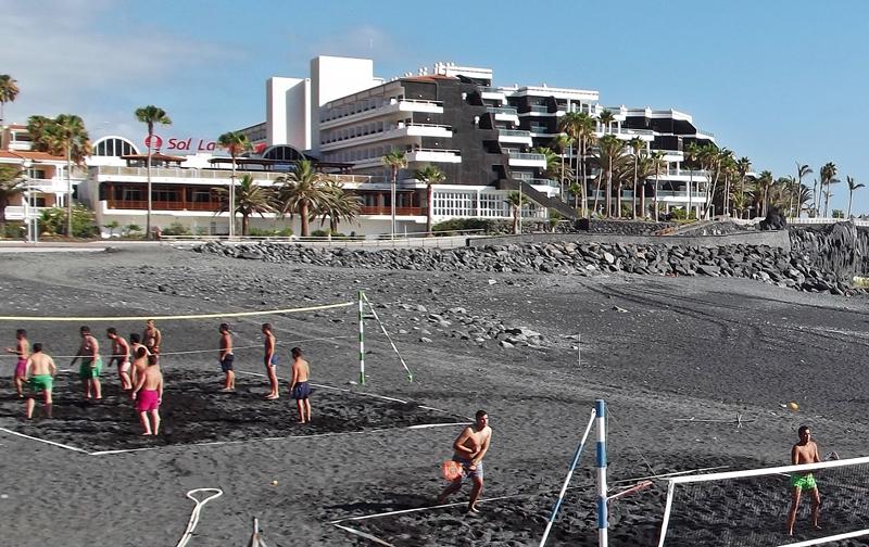 La palma 2014 jahresr ckblick teil 1 la palma 24 journal - Hotel sol puerto naos ...