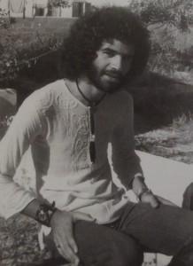 Luis Morera en la década de 1970: