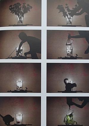 Licht und Schatten: Dieses Motto zieht sich durch alle Schaffensperioden von Tomaso Hernández.