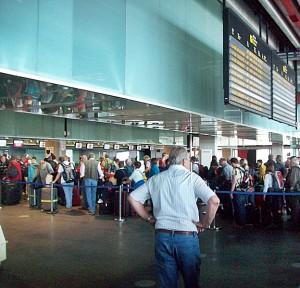 Flughafen Santa Cruz de La Palma (SPC): 2014 verzeichnete die AENA rund
