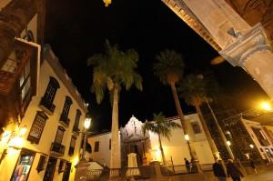 Beleuchtung in Santa Cruz de La Palma: Vieles wurde schon auf Nachhaltigkeit umgestellt. Foto: Stadt