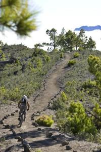 MTB auf La Palma: Tourenveranstalter verhandeln mit der Inselregierung über eigene Trails für die Radler. Foto: Daniel Simon