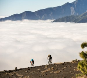 MTB auf La Palma: abwechsl