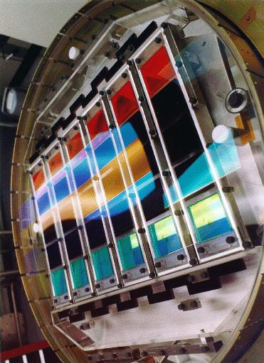 Hält All-Blicke fest: SDSS-III-Kamera. Foto: http://www.sdss.org