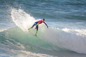 Am Wochenende gibt´s was zum Schauen: Surf-Open an der Playa de los Guirres im Westen von La Palma. Foto: Marco Acosta