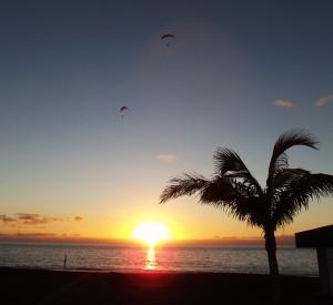 Gleitschirmfliegen auf La Palma: nice place für Könner. Foto: La Palma 24