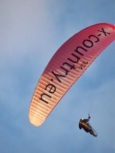 Paragliden auf La Palma: Immer auf Wetterfrosch Roger hören. Foto: La Palma 24