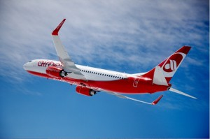 Schon jetzt an den nächsten Winter denken: Auch Airberlin bietet bereits jetzt Flüge nach Santa Cruz de La Palma in der Saison 2015/16. Pressefoto Airberlin
