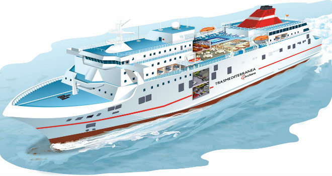 Auch das geht: Mit der Albayzin von Cádiz nach Santa Cruz de La Palma. Allerdings ist man da knapp drei Tage auf See.