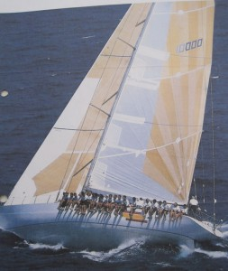 The Hispania: Sports boat for absolute yachties.