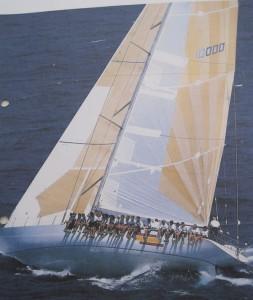 Die Hispania: Sportschiff für absolute Yachties.