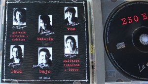 Sehen heute etwas anders aus: Eso Es-Mitglieder 1995 in der CD-Beilage. Foto: La Palma 24