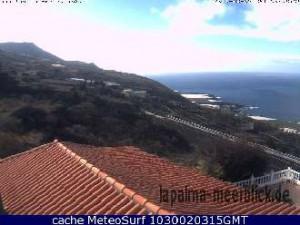 Webcam in Las Indias: Wetter im Süden erkennen.