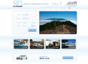 La Palma 24-Holiday Accommodation: all in English!