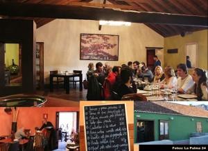 Der Rincón de Moraga: Ziel auf der Plaza de Sotomayor in Argual für Feinschmecker. Fotos: La Palma 24