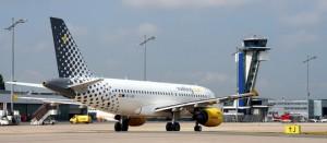 Vueling: Vorläufig bis Dezember Flüge von Barcelona nach SPC. Foto: Flughafen Nürnberg