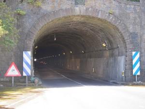 Alter Cumbre-Tunnel: Wartungsarbeiten ab Montag! Foto: Cabildo