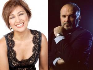 Weltlicher Höhepunkt am Sonntag: Klassikkonzert mit Eva Mei und Pablo Gavanelli. Fotos: Stadt
