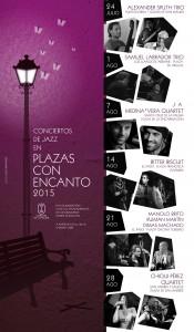 Jazz-Sommerkonzertreigen: zwei Konzerte finden im Rahmen der Pino-Fiesta in El Paso statt.