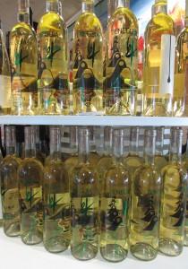 Zwergen-Wein: gibt es sogar am Flughafen!