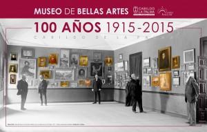100 Jahre Inselmuseum in Santa Cruz: Der Bereich der schönen Künste wurde jetzt um einen Saal erweitert.