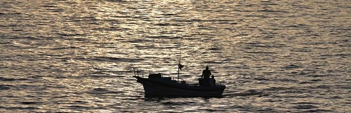Vielleicht der Hauptgrund für eine Reise nach La Palma: Nach all der Action am Tage ganz entspannt auf den Atlantik gucken und den Sonnenuntergang genießen! Foto: Michael Kreikenbom
