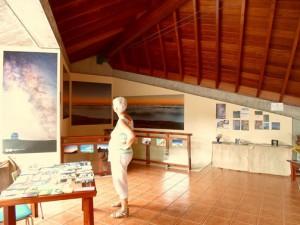 CIT-Tourismusbüro Llano Negro: Astro-Dauerausstellung. Foto: CIT Tedote