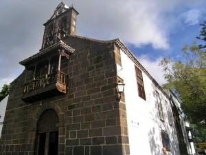 Kirche in Las Nieves: soll ein Museum werden. Foto: Santa Cruz de La Palma