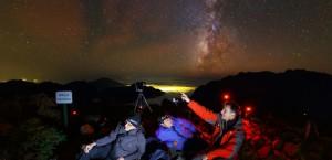 Astrofest La Palma 2015: Die Insel wird zum Mekka der Sternegucker. Foto: www.astrofestlapalma.com