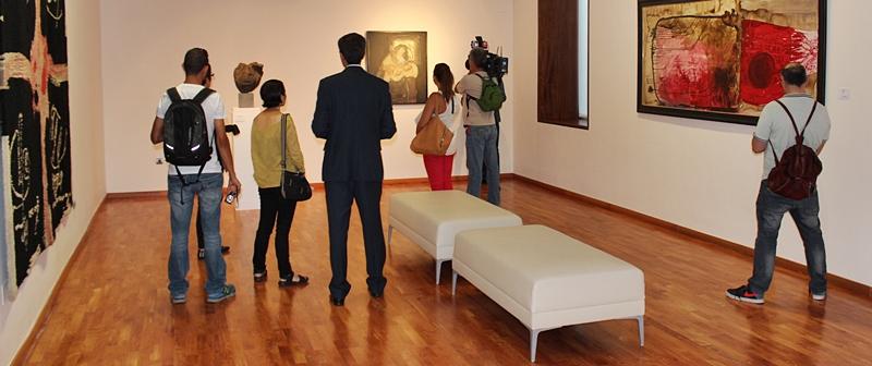 Das MAC in Santa Cruz: Dauerausstellung namhafter zeitgenössischer Künstler von den Kanaren - und neu: ein Bajada-Bereich.