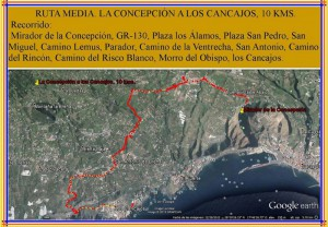 Encuentro de Senderismo: varias rutas de senderismo de diversa dificultad.