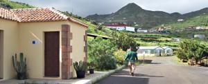 Der Vivero ist leicht zu finden: liegt an der Straße, die von Puntallana zur Playa de los Nogales hinabführt. Foto: La Palma 24