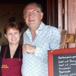 Tasca Catalina-Chef Michael: kocht immer mit Zutaten der aktuellen Jahreszeit. Foto: La Palma 24