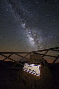 Mirando al Universo - Sergi Luque - Astrofotowettbewerb La Palma 2015