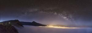 Montserrat Alejandre - Astrofotowettbewerb 2015 La Palma - 1Preis