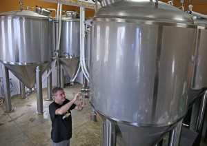 Craft-Beer made in La Palma: Gino van Reuwe braut mit Know-how, Herz und Kreativität.