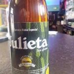 Julieta: Das glutenfreie Bier gibt es als golden Ale und in einer dunklen Version.