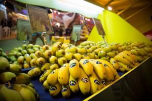 Plátanos de Canarias: ASPROCAN spendet an Lebensmittelbanken. Foto: Verband