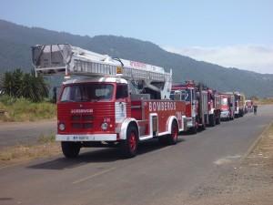 Freiwillige Feuerwehr von La Palma: Allzeit bereit! Foto: Cabildo