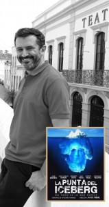 "Antonio Tabares macht Karriere: Jetzt wird sein Stück ""La Punta del Iceberg"" verfilmt! Foto: La Palma 24"