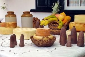 Vielfalt und Aroma unter kontrollierten Produktionsbedingungen: Supermärkte und Restaurants weit über La Palma hinaus ordern den Queso Palmero des Verbandes. Foto: Consejo Regulador DOQP