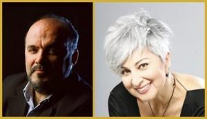 Eva Mei und Paolo Gavanelli: sind Don Giovanni und Donna Anna beim Festival de Música La Palma 2016.