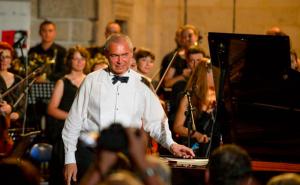 Pequeña isla - gran concierto: Ivo Pogorelich vuela en el Festival de Música, La Palma. Foto: Artista