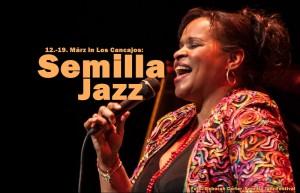 Deborah Carter: Gaststar beim Semilla Jazz Festival 2016 in Los Cancajos.