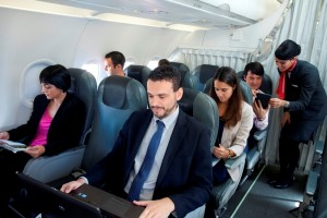 Iberia Express: Gratis Unterhaltung mit Immfly an Bord. Pressefoto Iberia Express