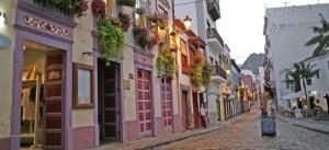 Nichts soll die schöne Kulisse von Santa Cruz de La Palma stören: Stadt verhängt massive Bußgelder für Vandalen. Foto: holaislascanarias.com